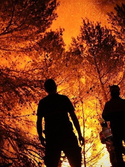 Les Flammes De L Enfer : flammes, enfer, Flammes, L'enfer,, Vodkaster