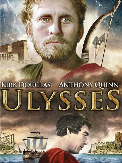 Film Sur Les Dieux Grecs : dieux, grecs, Ulysse,, Vodkaster