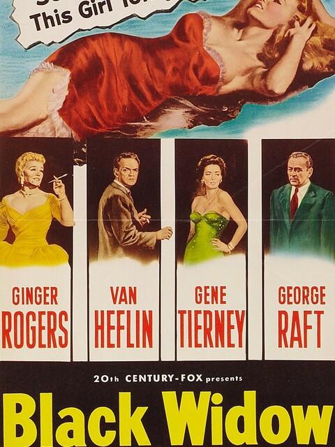 La Veuve Noire Film 1954 : veuve, noire, Veuve, Noire,, Vodkaster