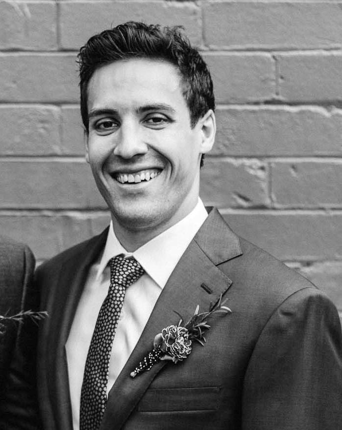 Alex McMillan (B. Bus (Finance), DFP, JP)