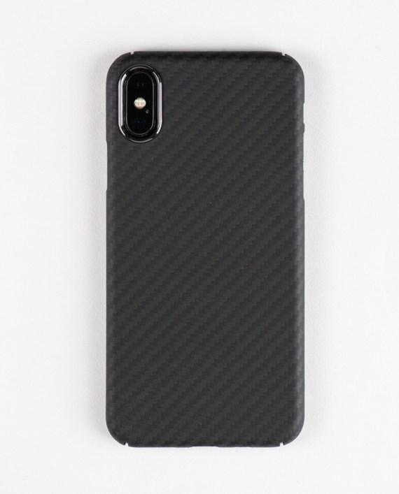 iPhone XS 正 碳纖維 保護殼