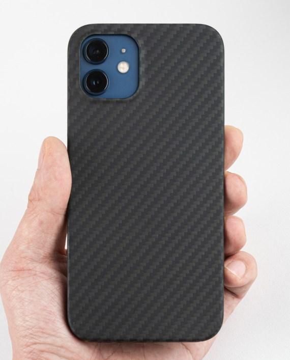 iPhone 12 / Pro 正碳纖維保護殼
