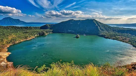 Ajaib Filipina Punya Pulau Dalam Pulau Dalam Pulau