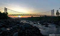 Gambar Desain Karya Bidang Teknik Sipil Jembatan