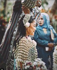 Upacara Adat Jawa Dalam Bahasa Jawa : upacara, dalam, bahasa, Urutan, Upacara, Siraman, Dalam, Pernikahan