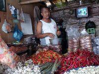 Pedagang Sebut Harga Cabai Besar Bisa Naik Jadi Rp 50.000/Kg