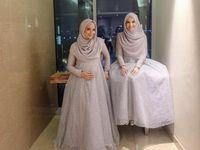 Foto 10 Inspirasi Baju Bridesmaid yang Kekinian untuk