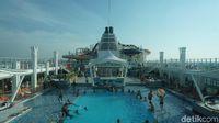 Serunya Menjajal Seluncuran Air di Dream Cruise!