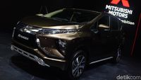 GIIAS 2018 Ini Alasan Mitsubishi Tambah Varian Xpander