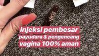 Awkarin Banjir Protes Karena Endorse Obat Pembesar Payudara Dan Mengencangkan Vagina Foto Instagram