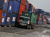 Akhirnya Neraca Perdagangan RI Surplus US$ 330 Juta