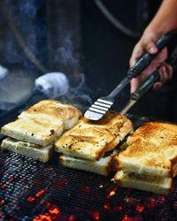 Resep & Cara Membuat Roti Bakar Sederhana yang Mudah dan