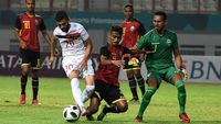 The national team of Timor Leste came out only twice in the AFF Cup finals.
