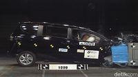 uji tabrak grand new avanza pilihan warna xpander dkk mana yang lebih baik crash test sienta