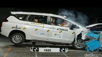 uji tabrak grand new avanza veloz modifikasi xpander dkk mana yang lebih baik crash test foto asean ncap