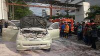 harga grand new avanza di makassar spesifikasi all kijang innova 2017 mobil terbakar sempat terdengar ledakan