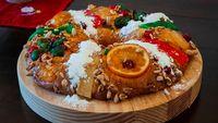 Potret Kue Natal Instagrammable dari Berbagai Negara