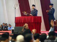 Prabowo Sebut Cadangan Bahan Bakar RI Hanya Bertahan 20 Hari