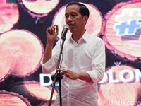 Bicara Jagung, Jokowi: Impor Berkurang Hampir 3,4 Juta Ton!