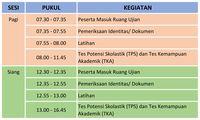 Catat Ini Syarat Dan Jadwal Utbk Untuk Sbmptn 2019