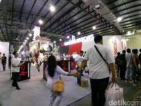 Asyik Toys Comics Fair 2019 Dibuka