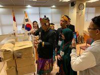 Kotak Suara Pemilu 2019 di Luar Negeri Berbeda, Ini Penjelasan KPU