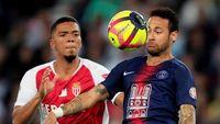 Neymar gagal meraih gelar Liga Champions bersama PSG.