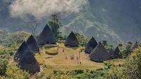 Wae Rebo, Desa Elok Flores yang Mendunia