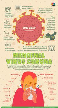 Apa Itu Virus Corona nCoV yang Mematikan & Gegerkan Dunia?