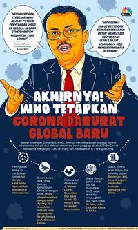 Contoh Gambar Poster Tentang Virus Corona Terbaru ...