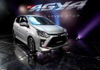 Agya 2021 mengalami perubahan pada beberapa fitur yang lebih baik dan. Harga dan Spesifikasi Toyota Agya 2021