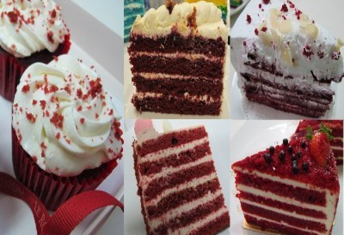 Ini Dia Red Velvet Cake Paling Enak Di Jakarta