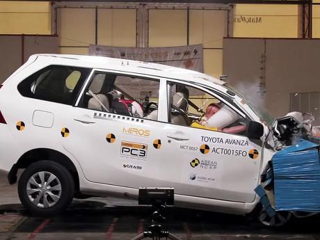 uji tabrak grand new avanza mulai tahun berapa hasil 13 mobil yang populer di indonesia
