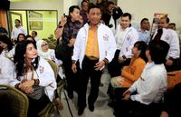 Dikalahkan Jokowi Sebagai Capres Wiranto Siapa Saja Bisa