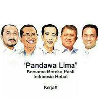 06/03/2012· pandawa lima adalah gambaran lima orang bersaudara yang berjuang dalam memerangi kezaliman yang dilakukan oleh saudaranya sendiri yaitu kurawa. Adu Pendapat Seputar Pilpres Kisah Jokowi Jk Dan Pandawa Lima Detikpemilu