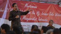Jokowi Marah Namanya Dicatut Setya Novanto