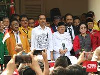 JokowiMaruf Gunakan Teknik Hologram untuk Kampanye