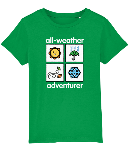 All Weather Adventurer Tshirt
