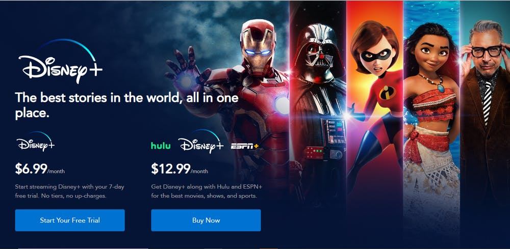 disney plus sign up