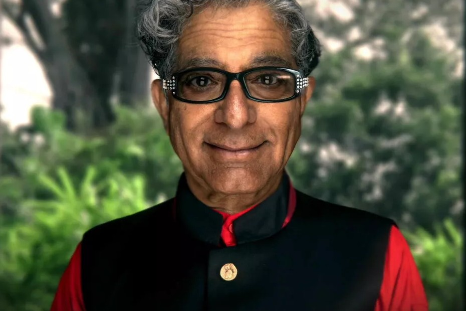 deepak chopra digital clone