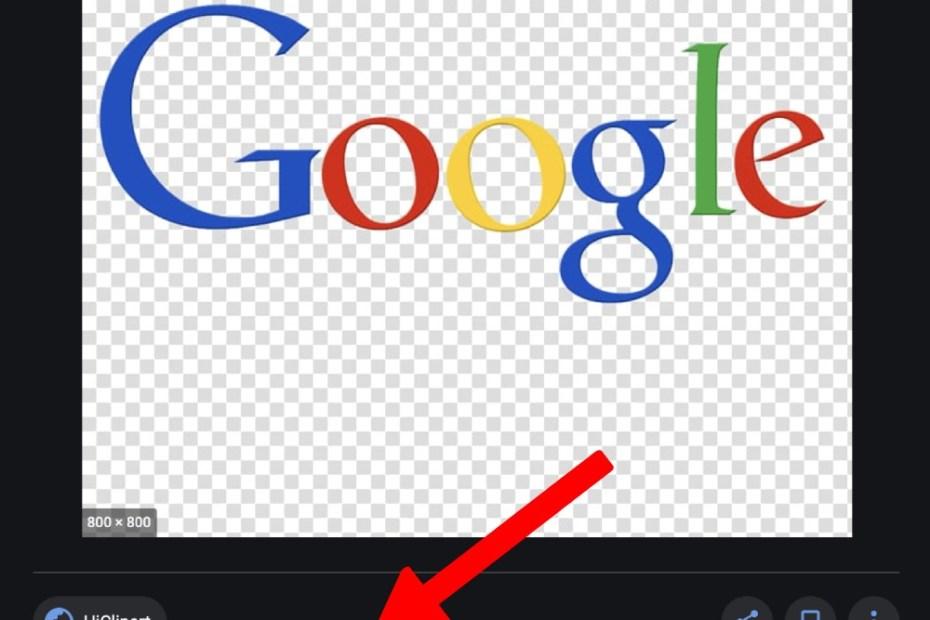 step 2 google transaprent image