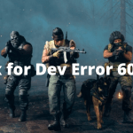 Fix for CoD Warzone – Dev Error 6068