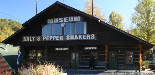 Museum of Salt and Pepper Shakers ,USA