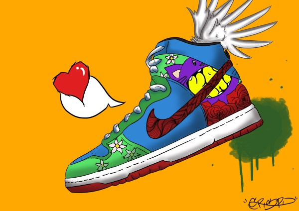 Limited Edition Nikes Cluk Animations