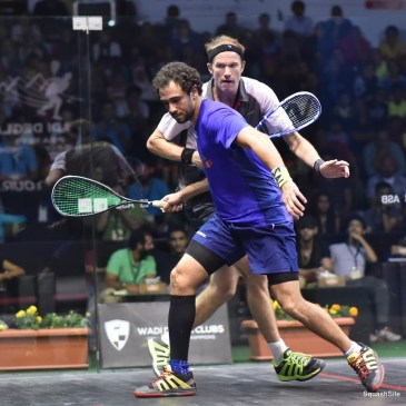 A Note On Refereeing – Racket Contact (Affected or Prevented)