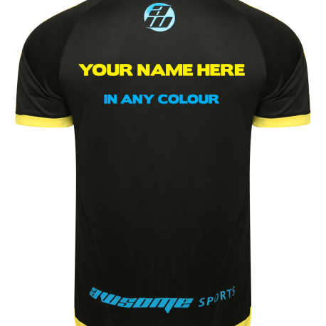 AWsome Sports Name Printing Service