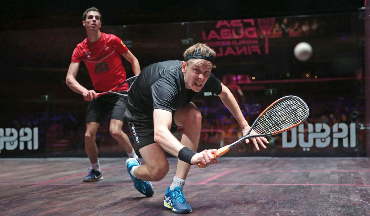 Squash Coaching Blog: Your 'T Stance'