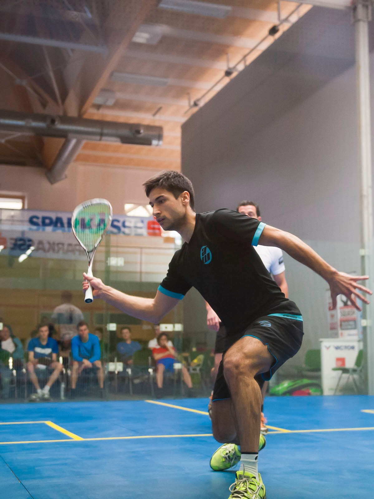 Squash Coaching Blog: Alternative to Boast & Drive