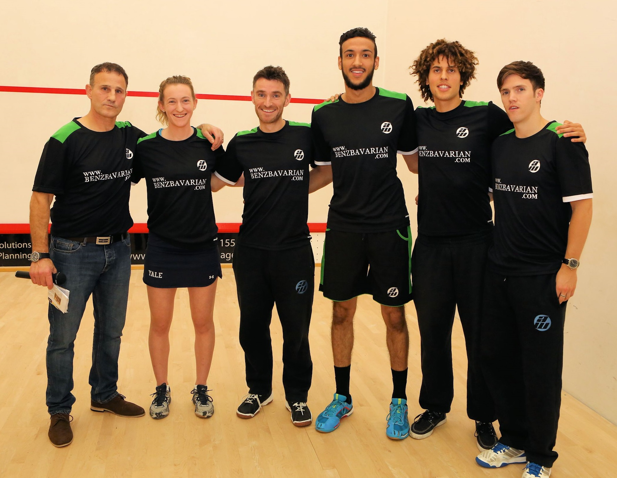 Team Squash and Team Selections