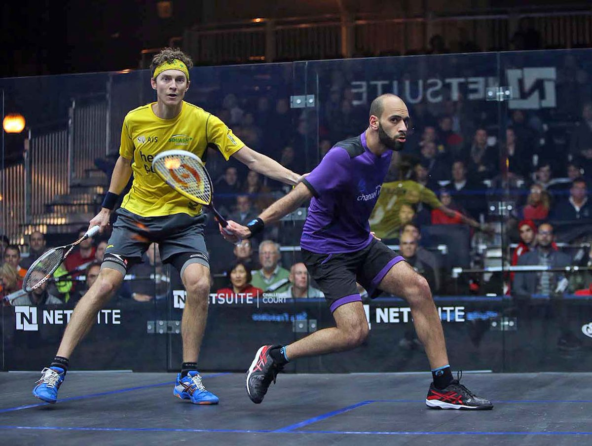 Squash Coaching Blog: Right Leg or Left Leg?